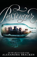 Passenger by Alexandra Bracken book cover and review