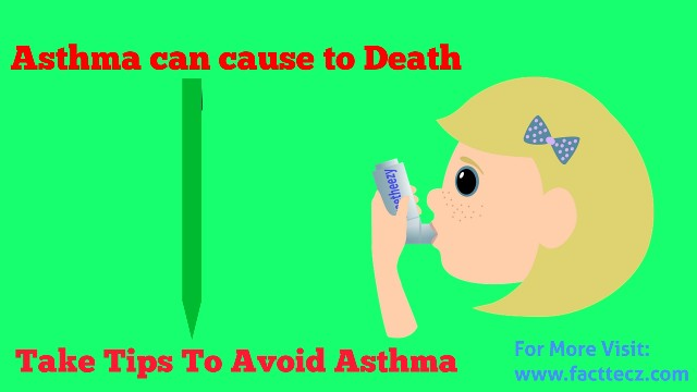 Death, Asthma And Taxes: Tips To Avoiding Asthma