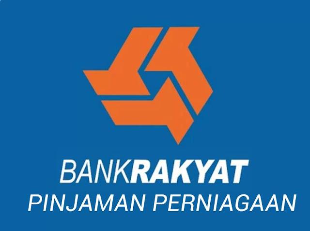 Pinjaman Perniagaan Bank Rakyat 2018 untuk Peniaga Kecil
