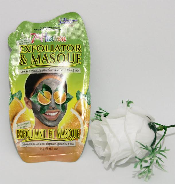 Exfoliator & Masque Montagne Jeunesse