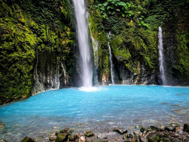 Curug Muncar Wisata Alam Pekalongan Yang Penuh Dengan Petualangan Seru