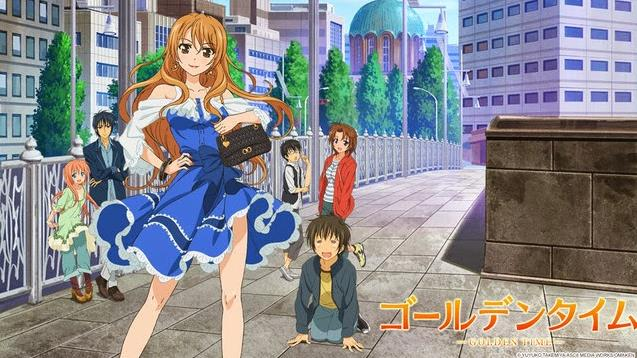 Anime Romance Comedy Terbaik Golden time