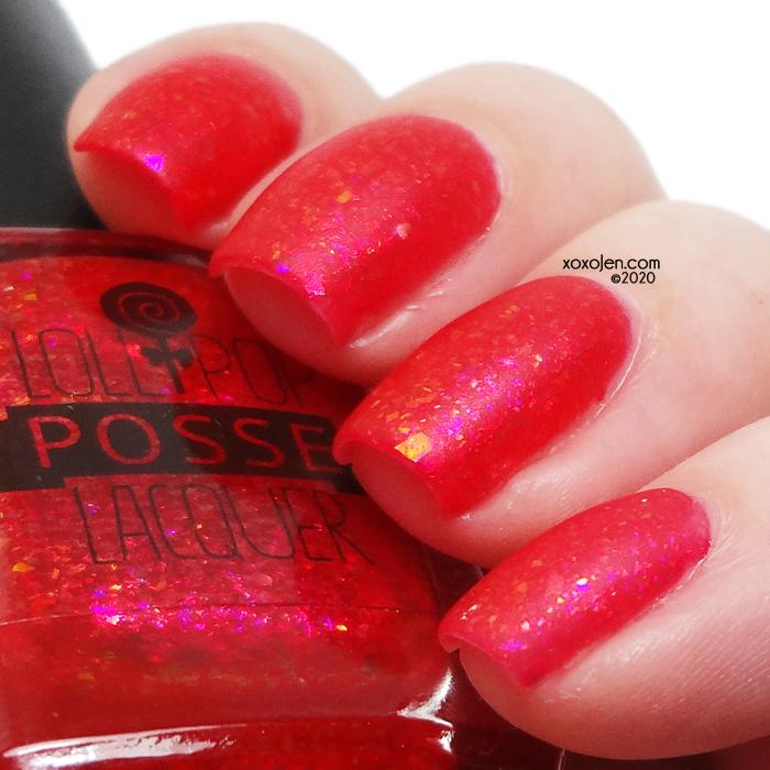xoxoJen's swatch of Lollipop Posse Apples, Cherries