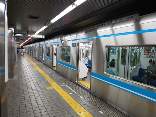 Nagoya Municipal Subway N3000 series, Nagoya