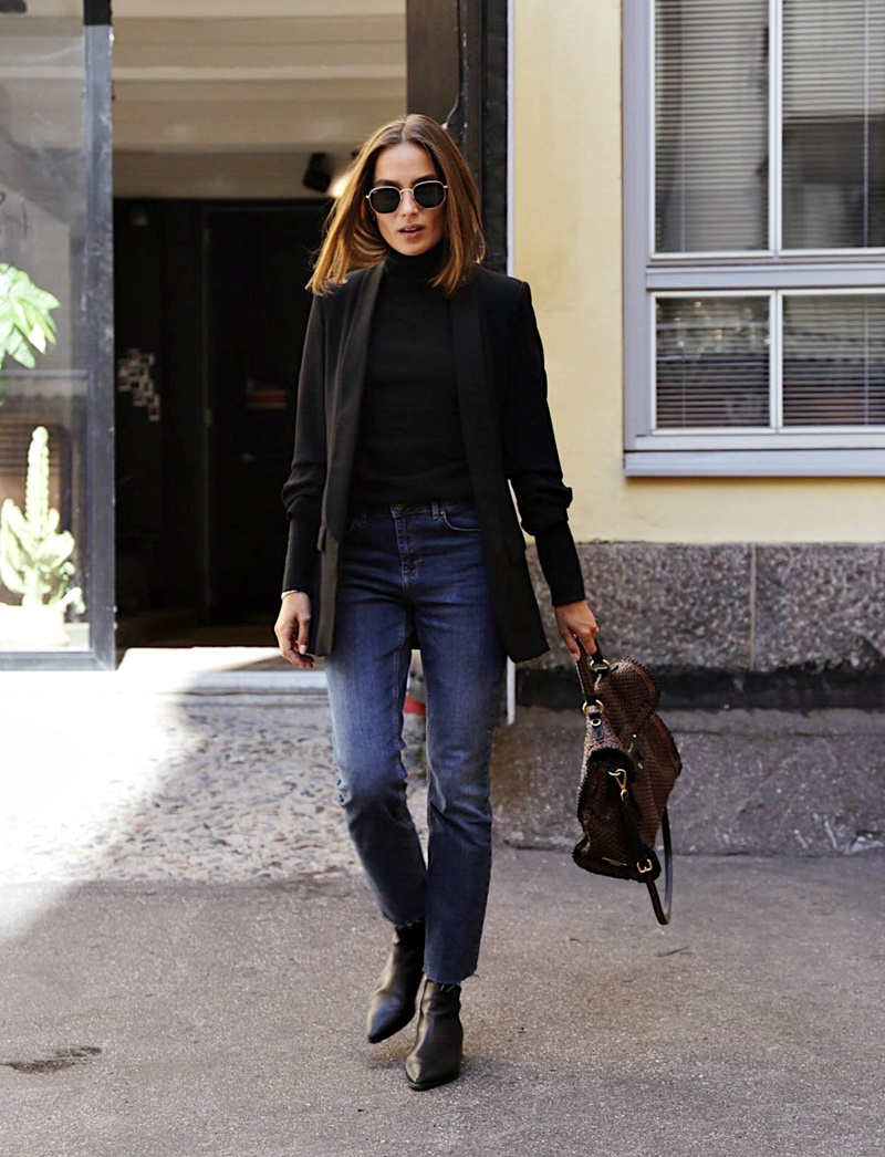 30+ Minimalistic Outfit Ideas for Fall