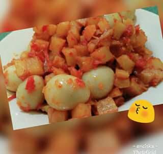 resep telur puyuh sambal goreng