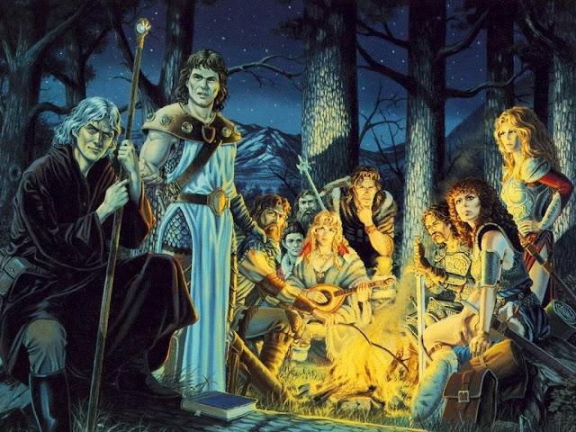 25 Arquétipos para personagens de RPG