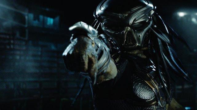 The Predator filme