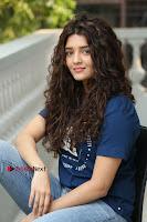 Actress Rithika Sing Latest Pos in Denim Jeans at Guru Movie Interview  0187.JPG