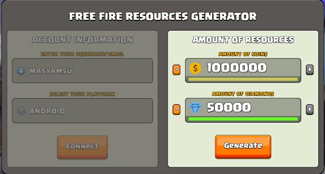 Glitchs.info adalah salah satu situs generator diamond gratis untuk free fire yang baru. Dan berikut langkah - langkah untuk mendapatkan diamond free fire gratis melalui glitchs.info/freefire.