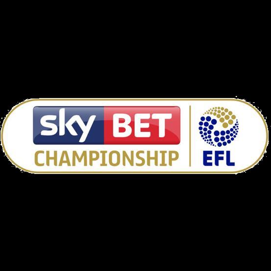 Logo Klub di Liga Championship Inggris (EFL)