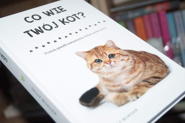 """Co wie twój kot?"" Sally Morgan"