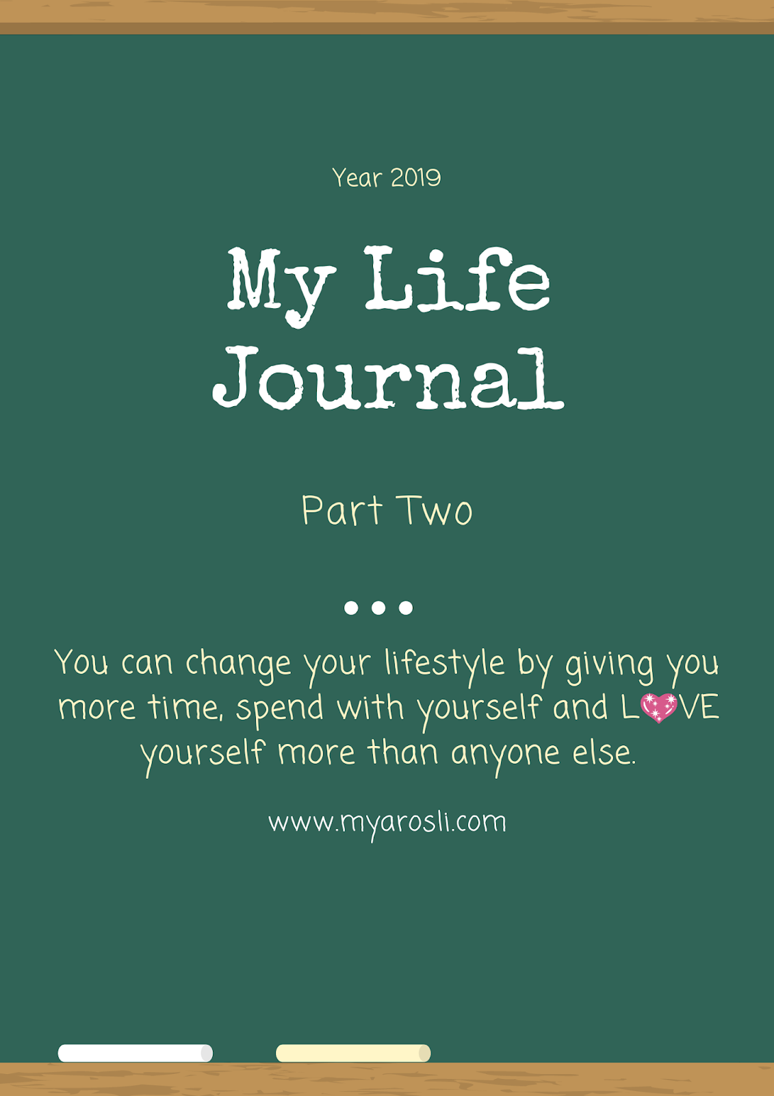 My Life Journal