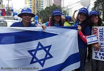Cristianos en Israel