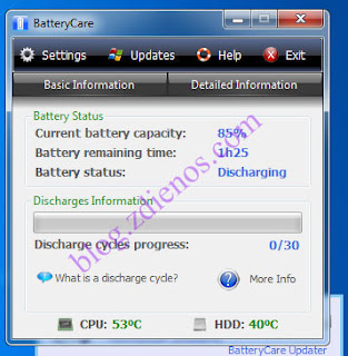 Free Download Battery Care