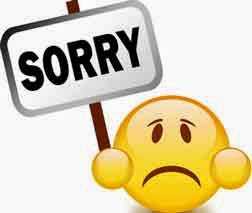 I AM SORRY MESSAGES FOR FRIEND - Beautiful Messages