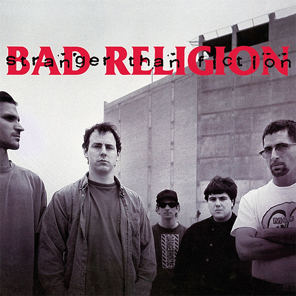 "Bad Religion announce remaster of ""Stranger Than Fiction"""