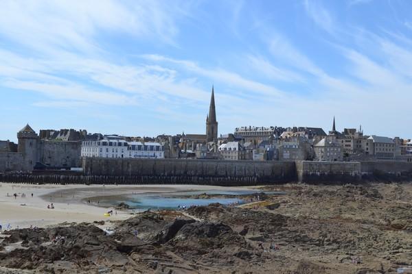 guía viaje Saint-Malo Bretaña francesa