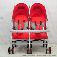 Junior L'abeille 2003SL Twin Baby Stroller