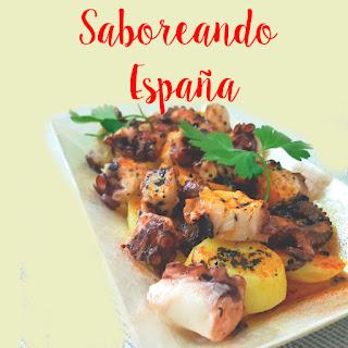 SABOREANDO ESPAÑA