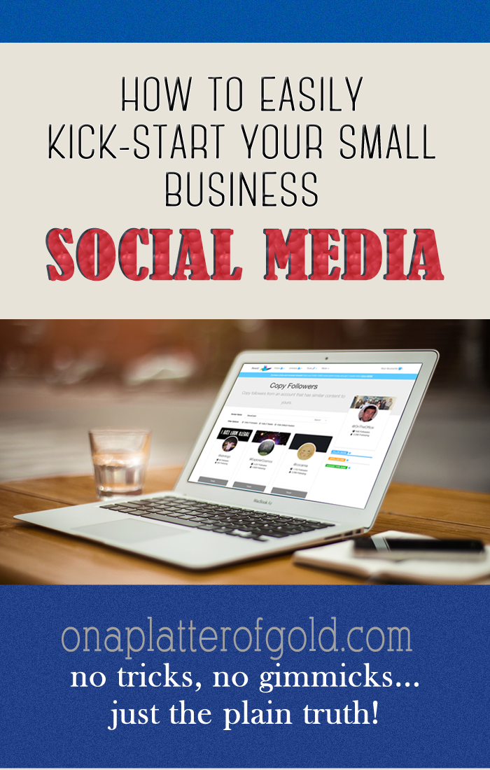 How to easily kick-start your small business social media presence