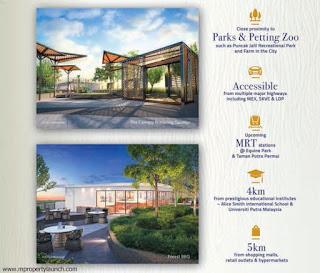 Zenopy Residences Apartment Facilities