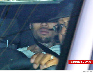 Chris Brown Update, Arrested