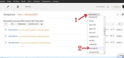 Cara Cepat Menghapus Label di Blog dengan Mudah