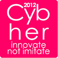cybher, geek, chic, inspire, innovate,