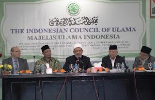 MUI: Indonesia Darurat Syiah