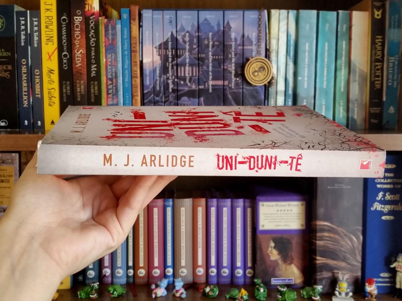 Livro Uni-Duni-Tê