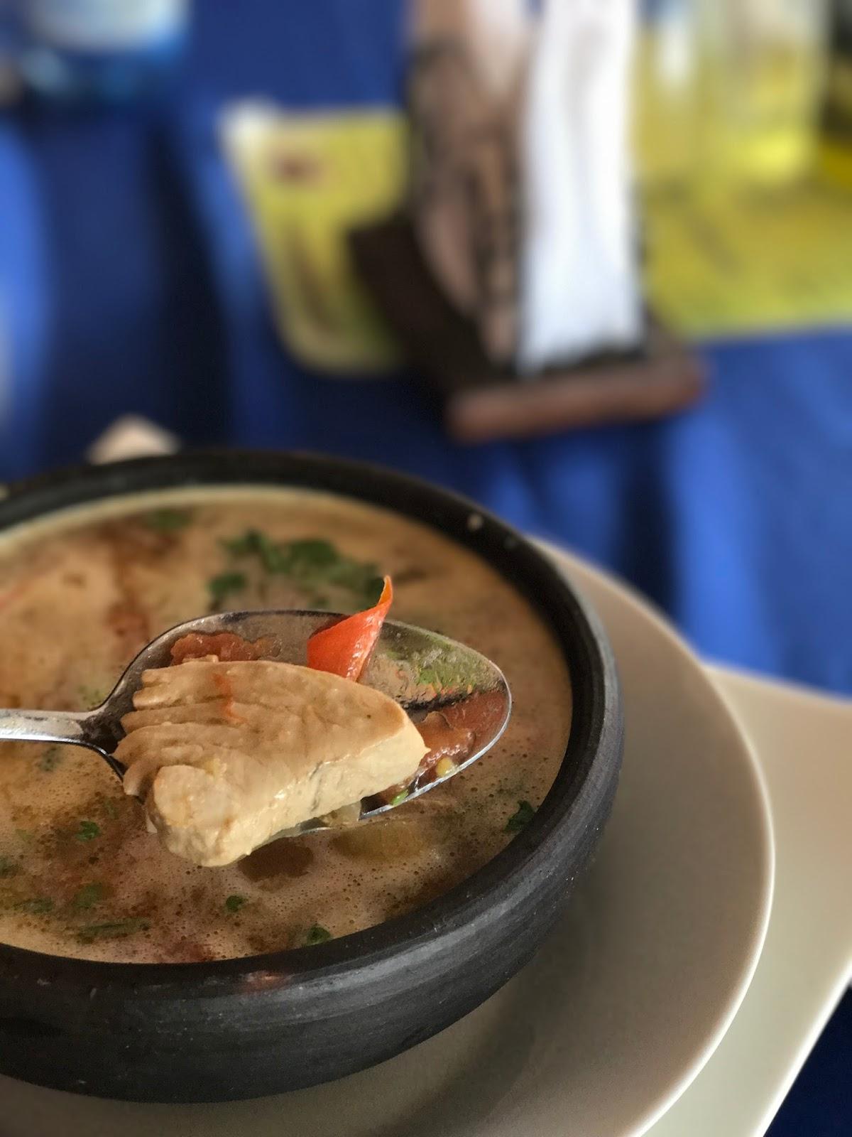 Chilean soup
