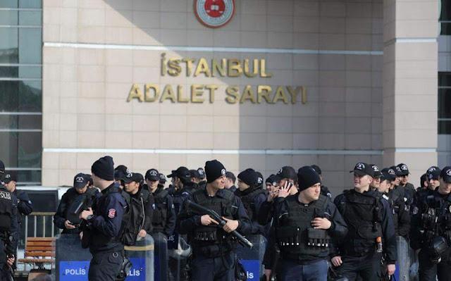 Νέα σύλληψη Γερμανού πολίτη στην Τουρκία