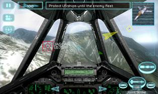 تحديث لعبة حروب الطائرات Tom Clancy's H.A.W.X HD v1.02(7) S^3 Anna Belle