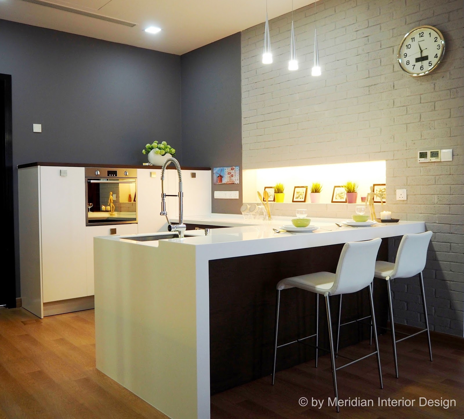 Interior Design And Kitchen Design, In Kuala