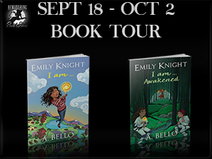 Emily Knight I AM Tour Picture