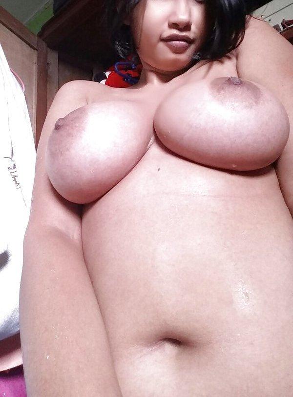 Naked humping man and girl