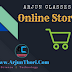 ARJUN CLASSES - Online Store ( Buy Hand Written Notes )