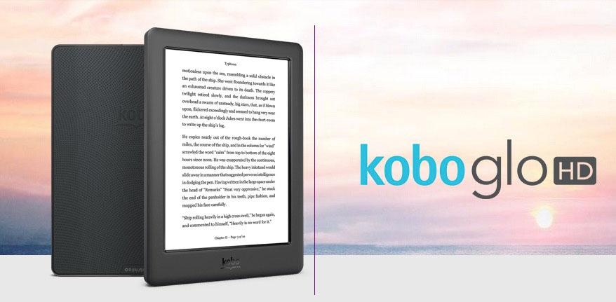 Kobo Glo HD: una buena competencia al Kindle Paperwhite