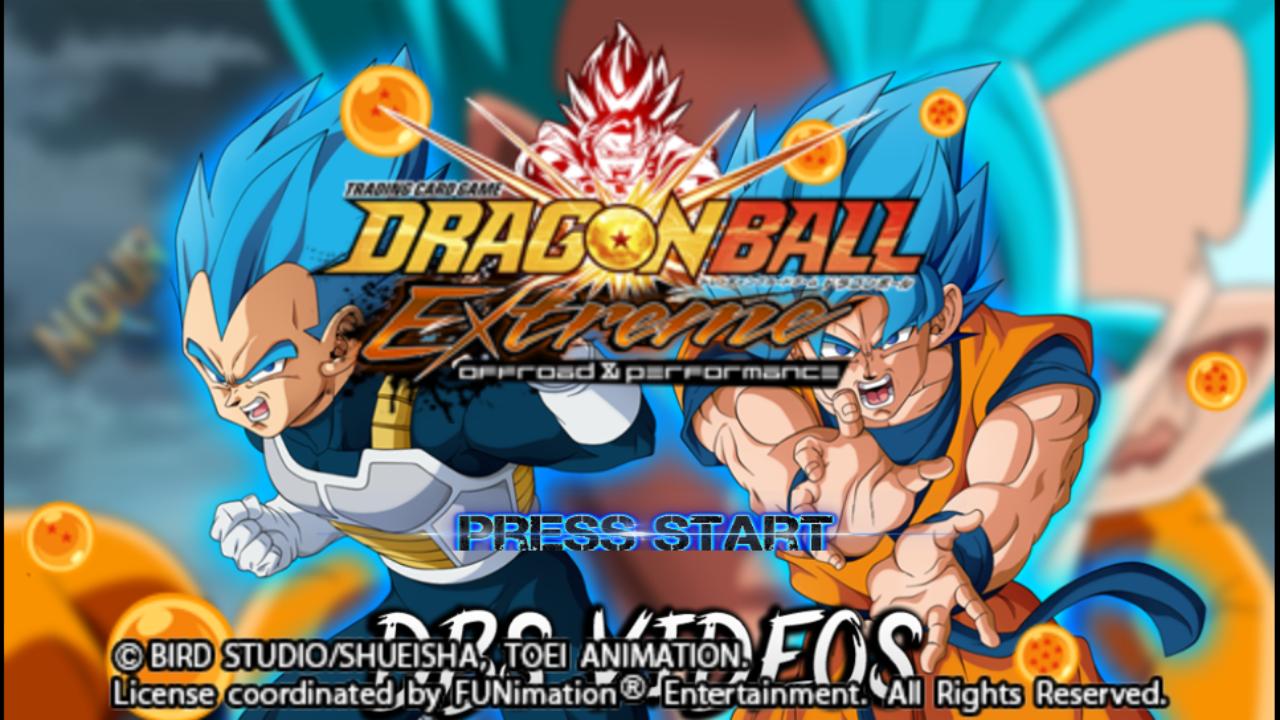 Dragon ball 3 ppsspp iso   Dragon Ball Z Shin Budokai 2 [PSP