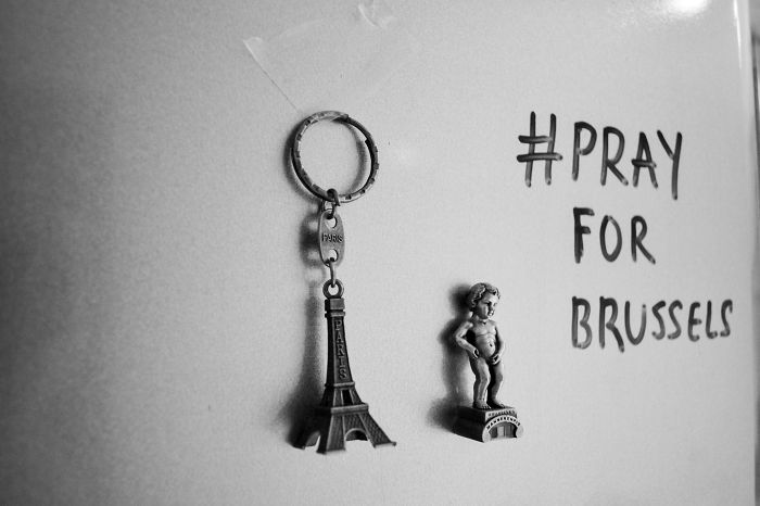 #PrayForBrussels Let's Show The World That We Are UNITED! - #22 Souvenirs' Prayer
