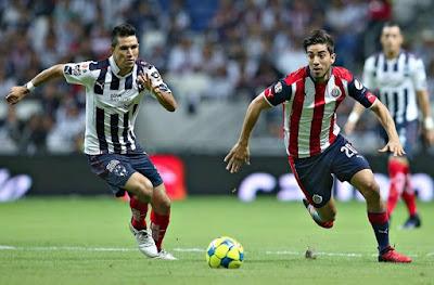 Chivas de Guadalajara vs Monterrey