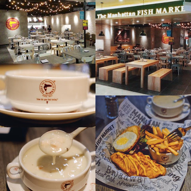 Manhattan Fish Market Singapore