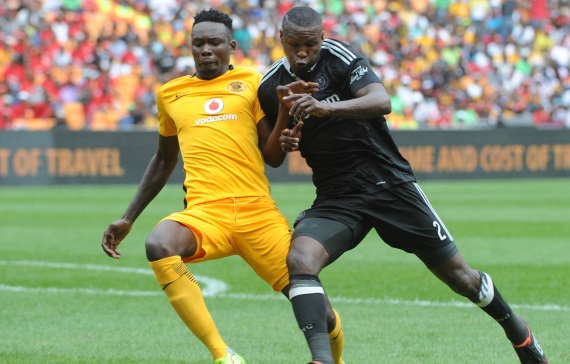 Kaizer Chiefs and Orlando Pirates clash in the Carling Black Label Cup on Saturday