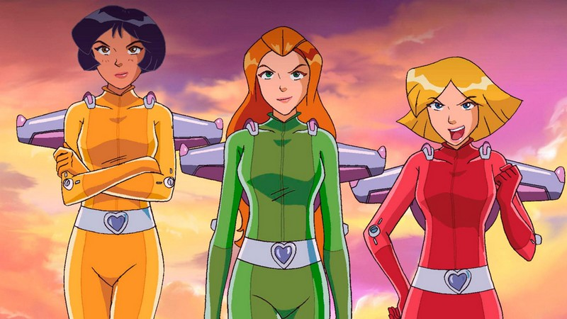 Totally Spies (2001-2013).