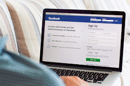 Facebook Login Sign Up or Learn More Page