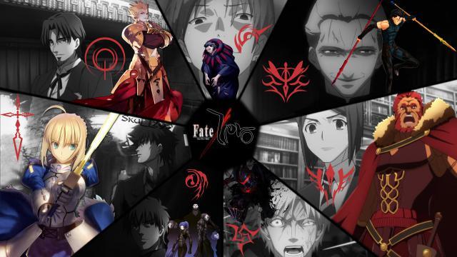 Fate Stay Night Adalah Salah Satu Anime Action Yang Paling Menghibur Karena Pertarungannya Sangat Apik