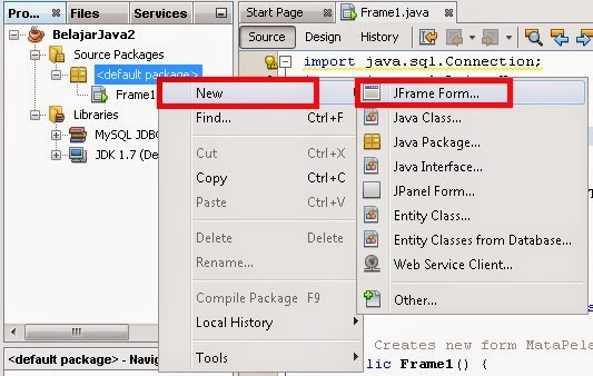 Connect Mysql From Netbeans And Import Data Java In Chandigarh - Www
