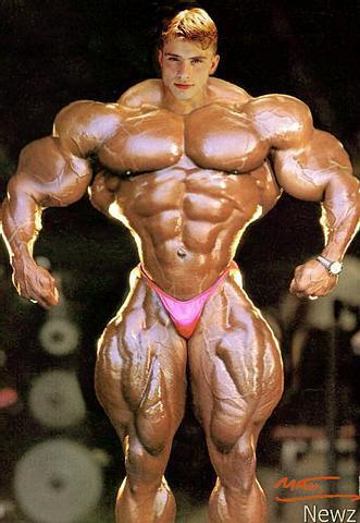 muscle morph cartoons
