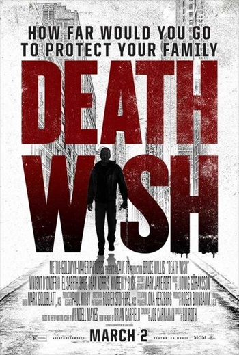 Death Wish 2018 Dual Audio Hindi 300mb Movie Download